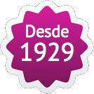 Des de 1929